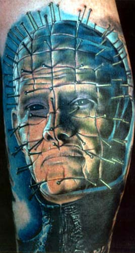 doug bradley the official page of pinhead